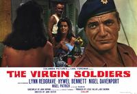 The Virgin Soldiers - 11 x 14 Movie Poster - Style I