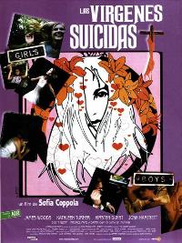 The Virgin Suicides - 11 x 17 Movie Poster - Spanish Style A