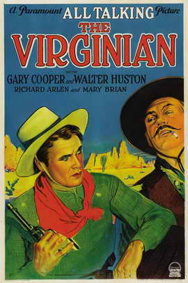 The Virginian - 27 x 40 Movie Poster - Style A
