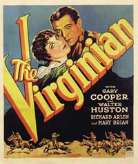 The Virginian - 11 x 17 Movie Poster - Style C