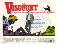 The Viscount - 11 x 14 Movie Poster - Style A