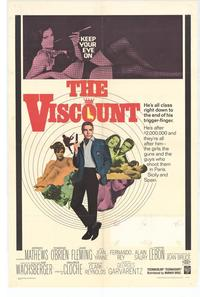 The Viscount - 27 x 40 Movie Poster - Style A