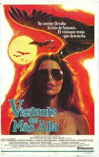 The Visitor - 27 x 40 Movie Poster - Spanish Style A