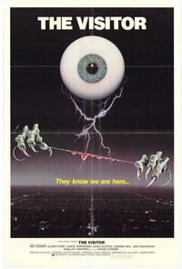 The Visitor - 43 x 62 Movie Poster - Bus Shelter Style A