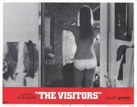 The Visitors - 11 x 14 Movie Poster - Style F