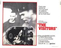 The Visitors - 22 x 28 Movie Poster - Half Sheet Style A