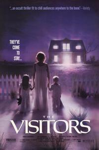 The Visitors - 11 x 17 Movie Poster - Style A