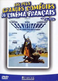 The Visitors - 11 x 17 Movie Poster - French Style A