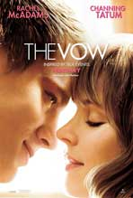 The Vow - 43 x 62 Movie Poster - Bus Shelter Style B