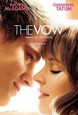 The Vow - 27 x 40 Movie Poster - Style A