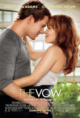 The Vow - 43 x 62 Movie Poster - Bus Shelter Style A