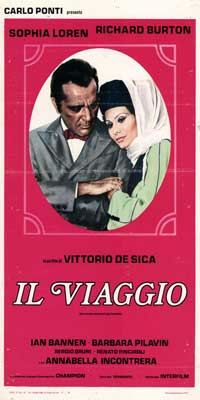 The Voyage - 30 x 60 Movie Poster - Italian Style A