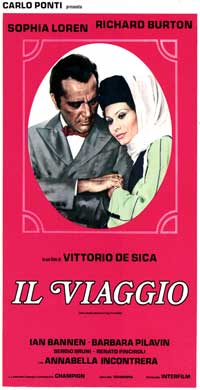 The Voyage - 11 x 17 Movie Poster - Italian Style A
