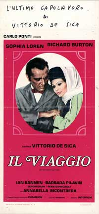 The Voyage - 13 x 28 Movie Poster - Italian Style A