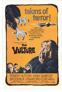 Vulture - 11 x 17 Movie Poster - Style A