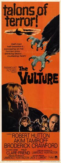 Vulture - 14 x 36 Movie Poster - Insert Style A