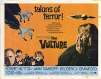 Vulture - 22 x 28 Movie Poster - Half Sheet Style A