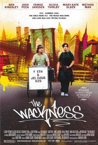 The Wackness - 43 x 62 Movie Poster - Bus Shelter Style A