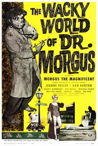 The Wacky World of Dr. Morgus - 27 x 40 Movie Poster - Style A