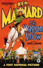 The Wagon Show - 11 x 17 Movie Poster - Style A