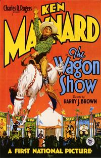 The Wagon Show - 27 x 40 Movie Poster - Style A