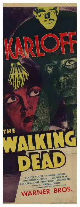 Walking Dead, The - 14 x 36 Movie Poster - Insert Style A