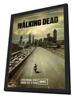 The Walking Dead (TV) - 11 x 17 Movie Poster - Style B - in Deluxe Wood Frame