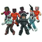 The Walking Dead (TV) - Minimates Series 3 Set