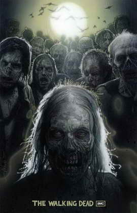 The Walking Dead (TV) - 11 x 17 TV Poster - Style B