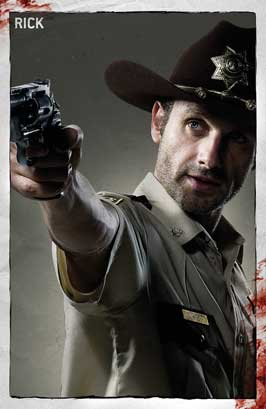 The Walking Dead (TV) - 11 x 17 TV Poster - Style E