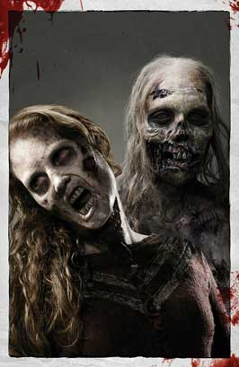The Walking Dead (TV) - 11 x 17 TV Poster - Style I