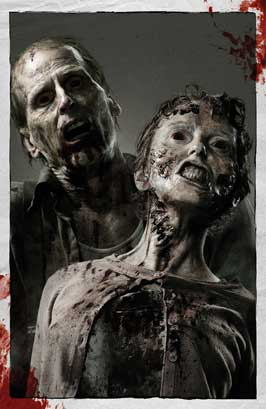 The Walking Dead (TV) - 11 x 17 TV Poster - Style J