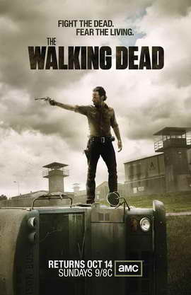 The Walking Dead (TV) - 11 x 17 TV Poster - Style Q