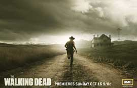 The Walking Dead (TV) - 11 x 17 TV Poster - Style R