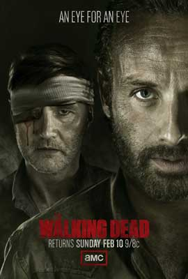 The Walking Dead (TV) - 11 x 17 TV Poster - Style S