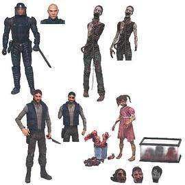 The Walking Dead (TV) - The Comic Series 2 Action Figure Set