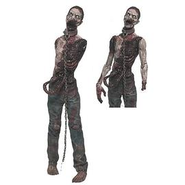 The Walking Dead (TV) - The Comic Series 2 Michonne's Pet Zombie Figure