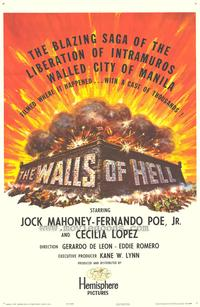 The Walls of Hell - 27 x 40 Movie Poster - Style A