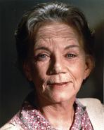 The Waltons (TV) - Waltons Old Woman smiling in Portrait