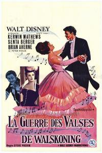 Waltz King - 27 x 40 Movie Poster - Belgian Style A