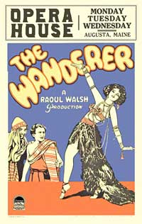 The Wanderer - 11 x 17 Movie Poster - Style A