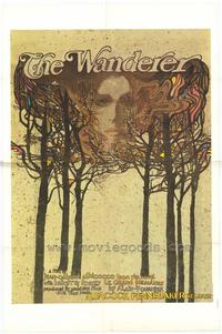 The Wanderer - 27 x 40 Movie Poster - Style A