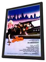 The Wanderers - 11 x 17 Movie Poster - Style A - in Deluxe Wood Frame