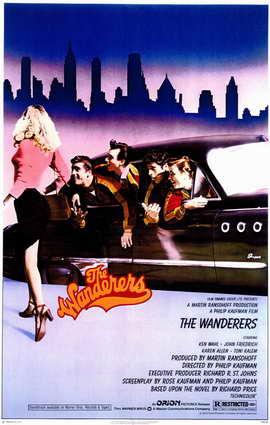 The Wanderers - 11 x 17 Movie Poster - Style A