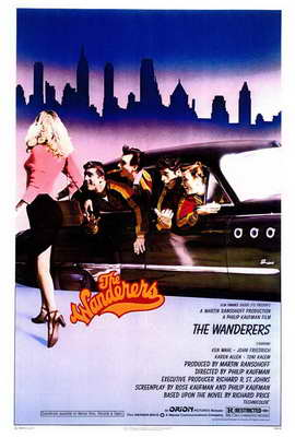 The Wanderers - 27 x 40 Movie Poster - Style A