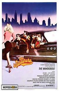 The Wanderers - 43 x 62 Movie Poster - Bus Shelter Style A
