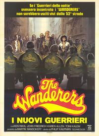 The Wanderers - 11 x 17 Movie Poster - Italian Style A