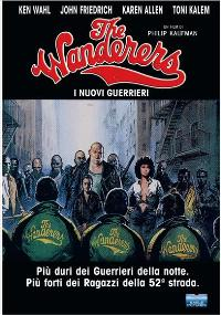 The Wanderers - 11 x 17 Movie Poster - Italian Style B