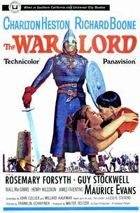 The War Lord - 11 x 17 Movie Poster - Style A