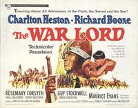 The War Lord - 11 x 14 Movie Poster - Style A